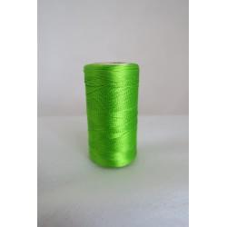 Soie vert acidulé