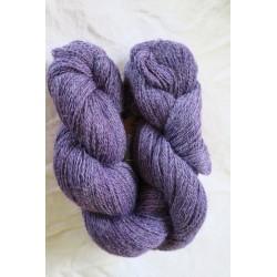 Écheveau alpaga violet