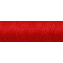 Venne fil coton uni Rouge...
